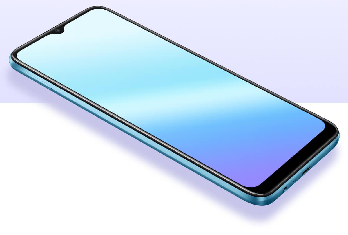 Смартфон Realme C21 4/64 10