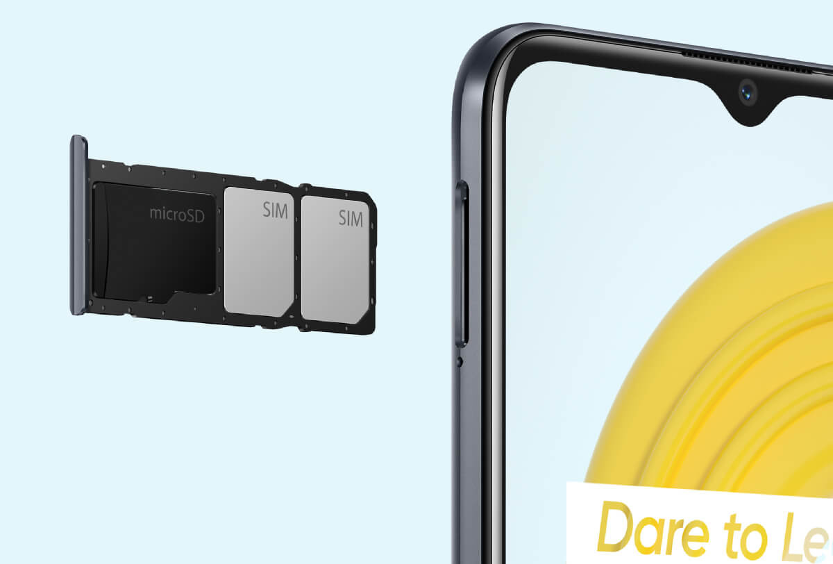 Смартфон Realme C21 4/64 14