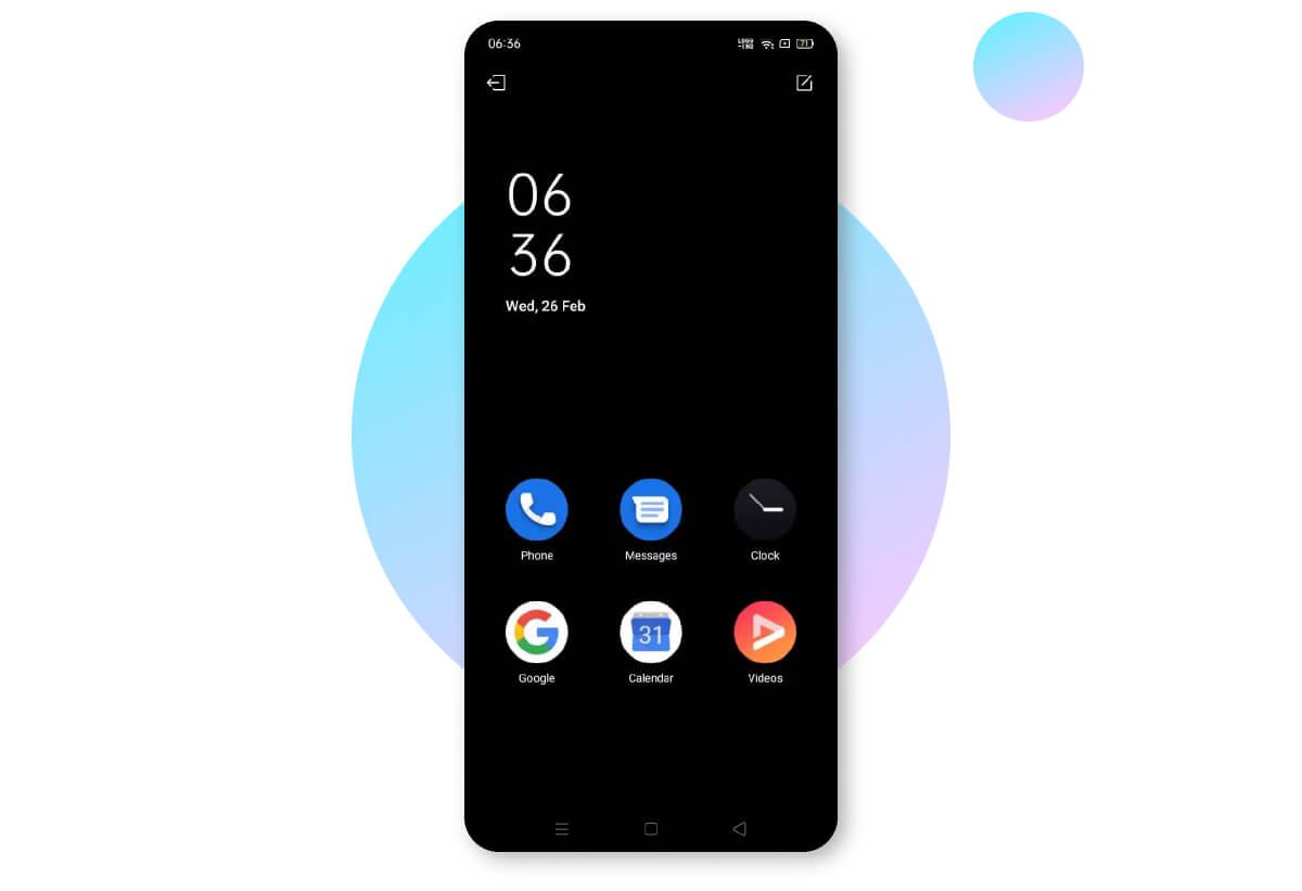 Смартфон Realme C21 4/64 4
